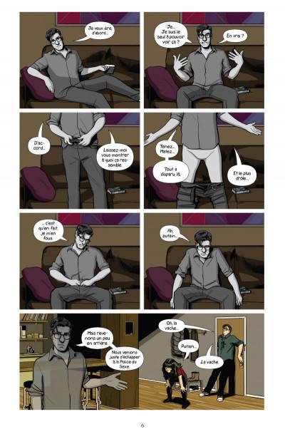 Page 2 Sex criminals tome 2