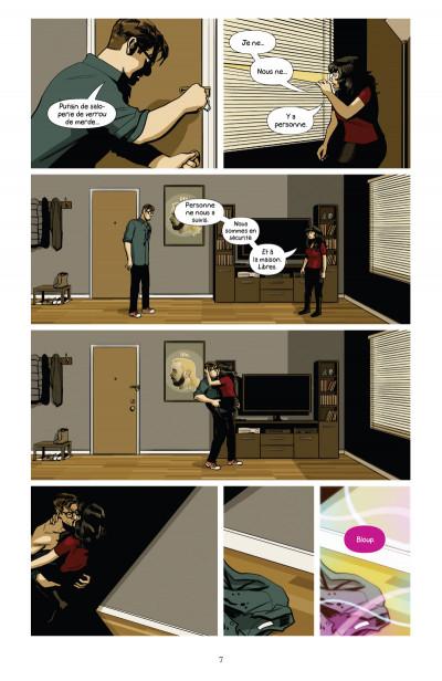 Page 3 Sex criminals tome 2