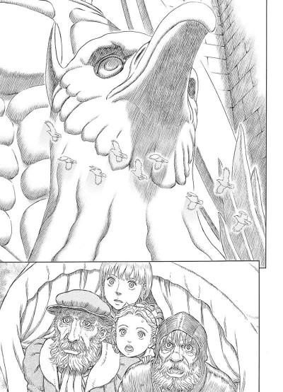 Page 8 Berserk tome 38