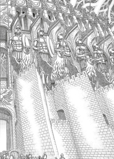 Page 9 Berserk tome 38