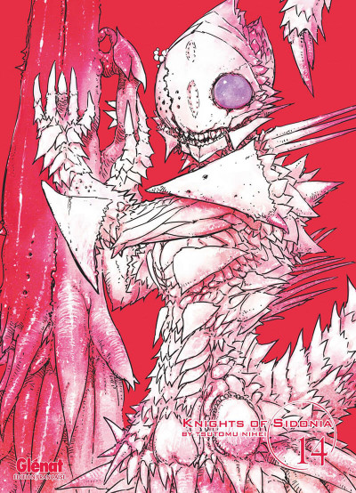 Couverture Knights of sidonia tome 14
