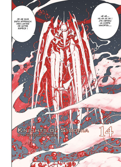 Page 3 Knights of sidonia tome 14