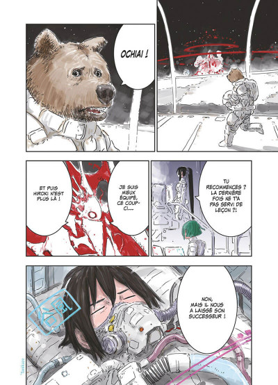 Page 5 Knights of sidonia tome 14