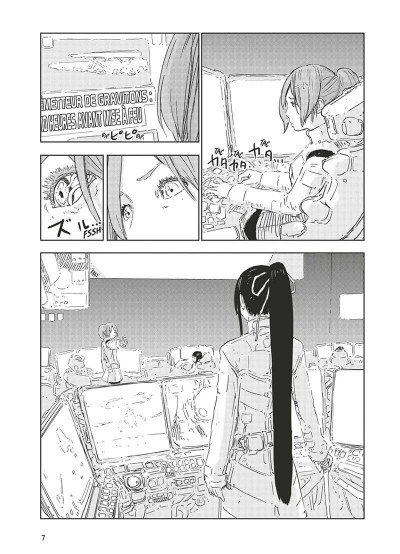 Page 8 Knights of sidonia tome 14