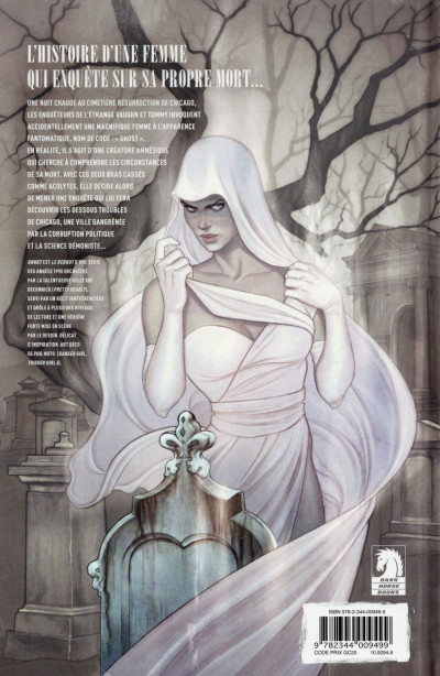 Dos Ghost tome 1