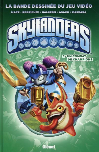 image de Skylanders tome 3 - Un combat de champions
