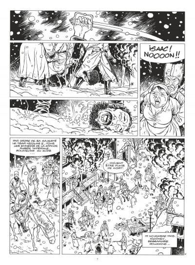 Page 1 Il était une fois en France - intégrale n&b