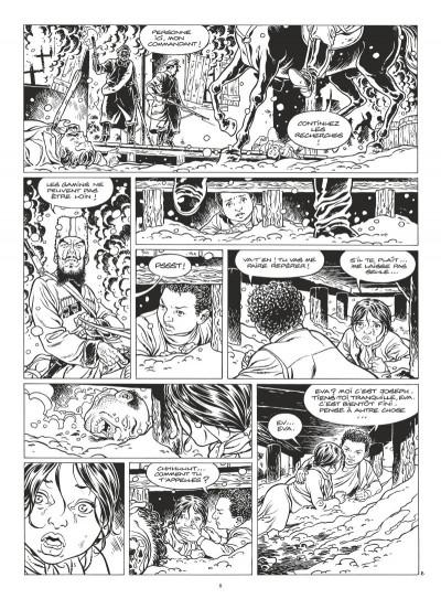 Page 2 Il était une fois en France - intégrale n&b