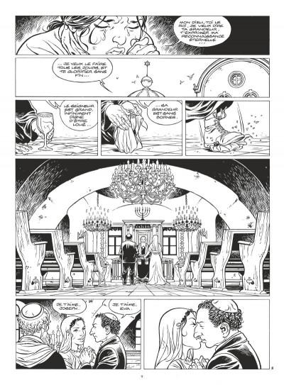 Page 3 Il était une fois en France - intégrale n&b