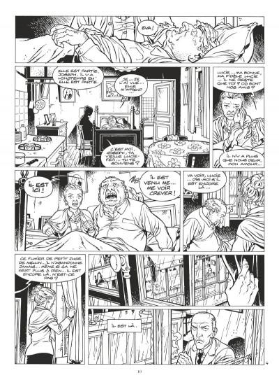 Page 4 Il était une fois en France - intégrale n&b