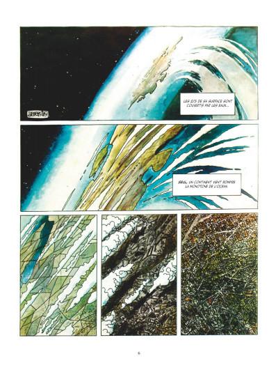 Page 2 Juan Gimenez, la saga SF