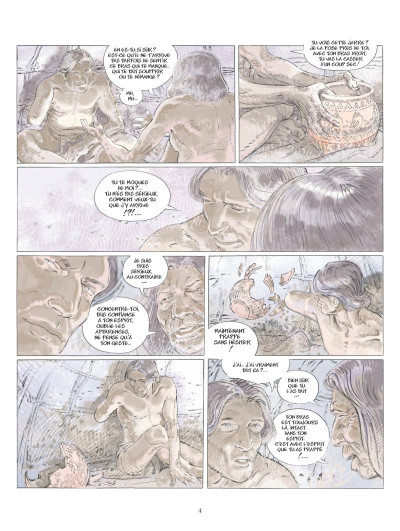 Page 2 Bouncer tome 10