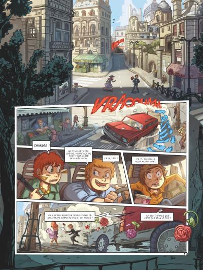 Page 1 La famille fantastique tome 1