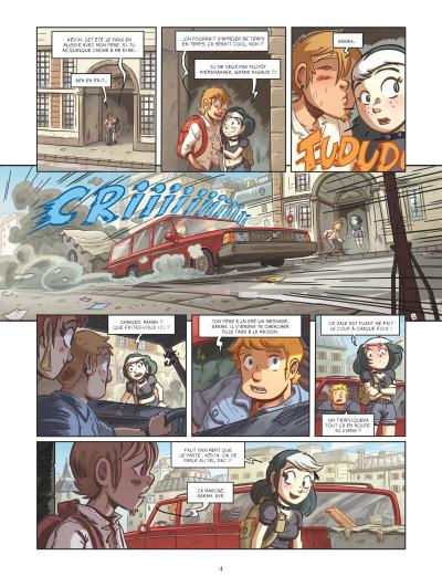 Page 2 La famille fantastique tome 1