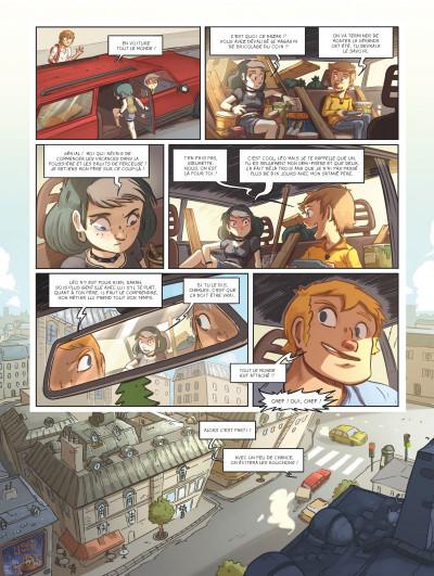 Page 3 La famille fantastique tome 1
