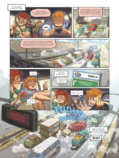 Page 4 La famille fantastique tome 1