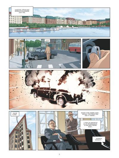 Page 1 Les mystères de la quatrième république tome 4