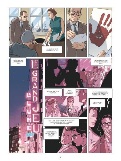 Page 2 Les mystères de la quatrième république tome 4