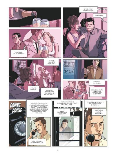 Page 3 Les mystères de la quatrième république tome 4