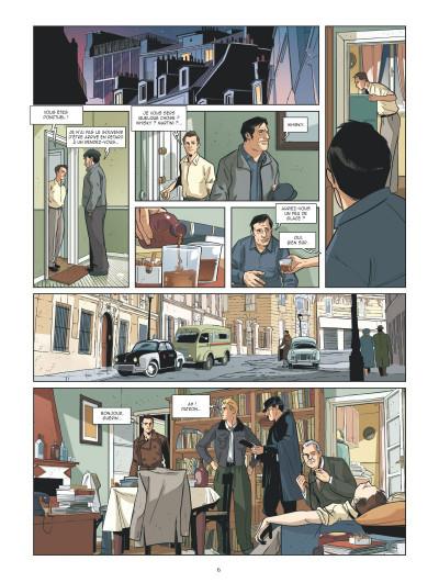Page 4 Les mystères de la quatrième république tome 4