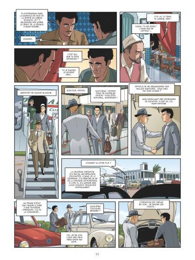 Page 0 Les mystères de la quatrième République tome 5
