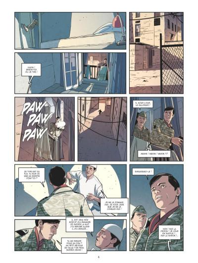 Page 2 Les mystères de la quatrième République tome 5