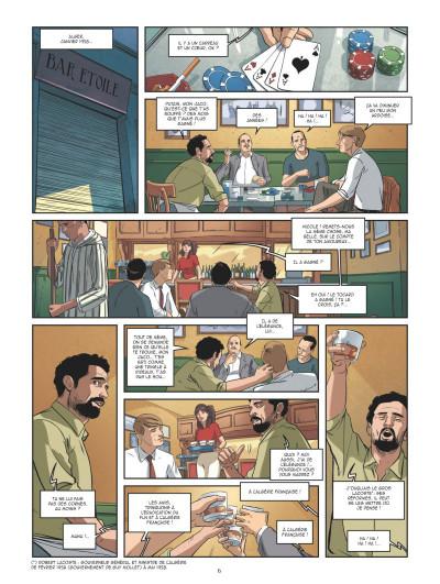 Page 4 Les mystères de la quatrième République tome 5