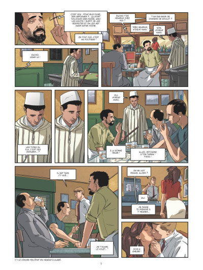 Page 5 Les mystères de la quatrième République tome 5