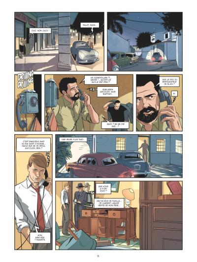 Page 6 Les mystères de la quatrième République tome 5