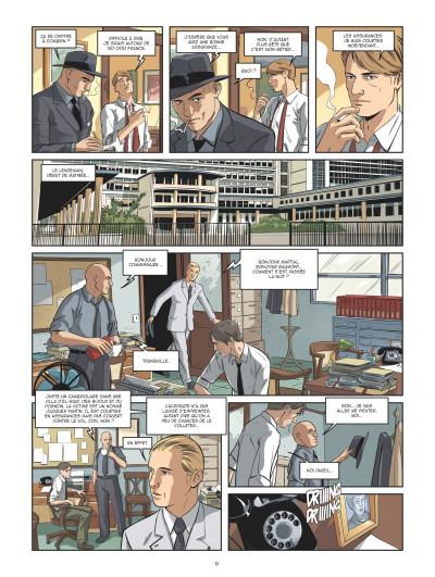 Page 7 Les mystères de la quatrième République tome 5