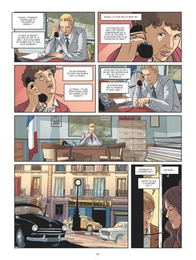 Page 8 Les mystères de la quatrième République tome 5