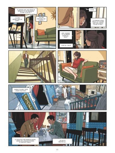 Page 9 Les mystères de la quatrième République tome 5
