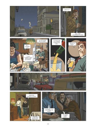 Page 0 Les mystères de la cinquième République tome 5