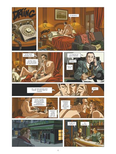 Page 2 Les mystères de la cinquième République tome 5