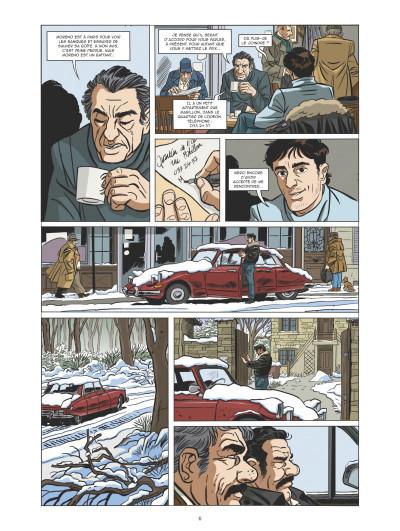 Page 4 Les mystères de la cinquième République tome 5