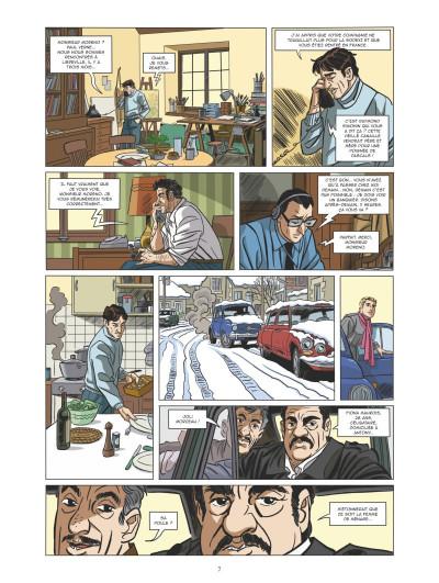 Page 5 Les mystères de la cinquième République tome 5