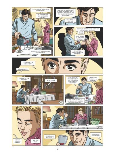 Page 6 Les mystères de la cinquième République tome 5