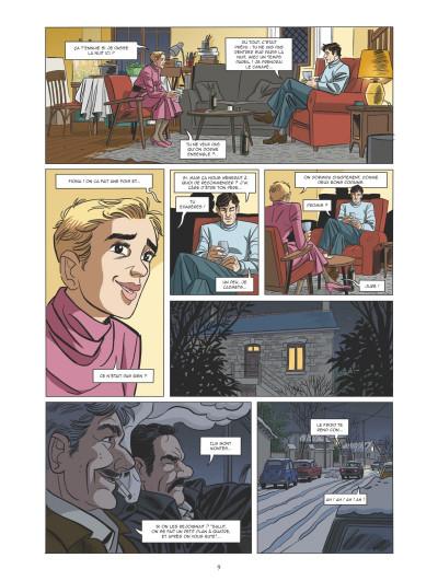 Page 7 Les mystères de la cinquième République tome 5