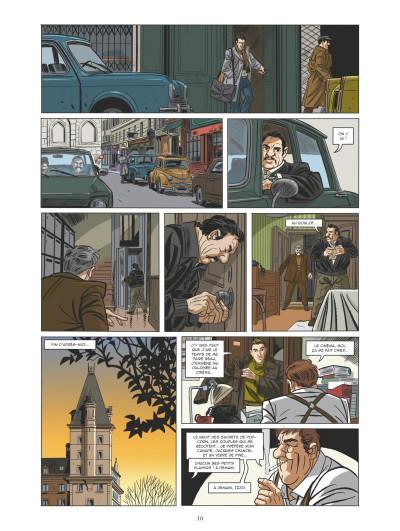 Page 8 Les mystères de la cinquième République tome 5