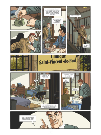 Page 9 Les mystères de la cinquième République tome 5