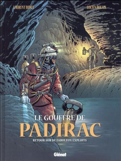 Couverture Le gouffre de padirac tome 3