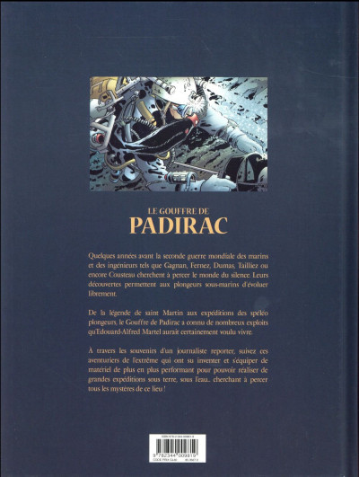 Dos Le gouffre de padirac tome 3