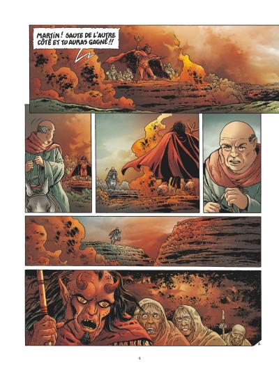 Page 2 Le gouffre de padirac tome 3