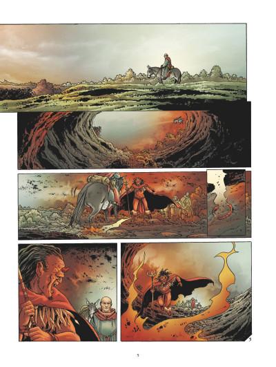 Page 3 Le gouffre de padirac tome 3