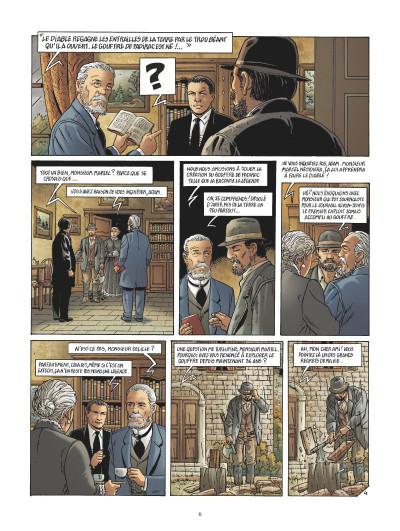 Page 4 Le gouffre de padirac tome 3
