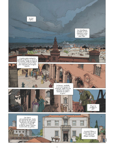 Page 1 Michel Ange tome 2