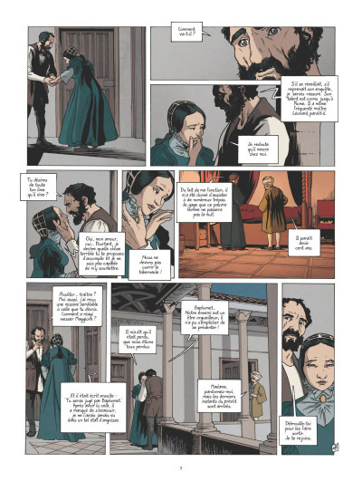 Page 3 Michel Ange tome 2