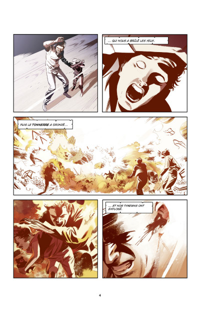 Page 2 Orphelins tome 1