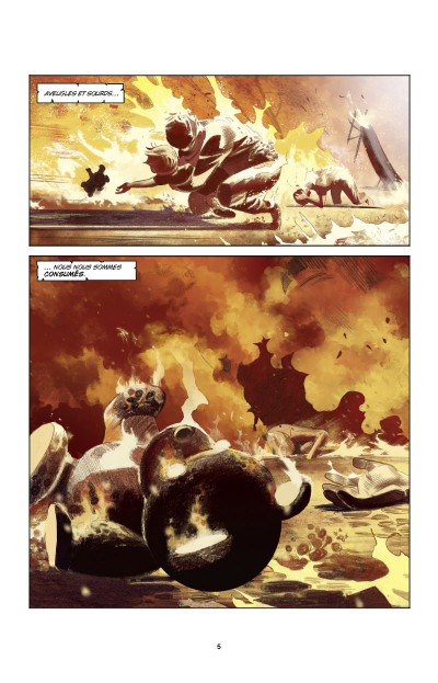 Page 3 Orphelins tome 1