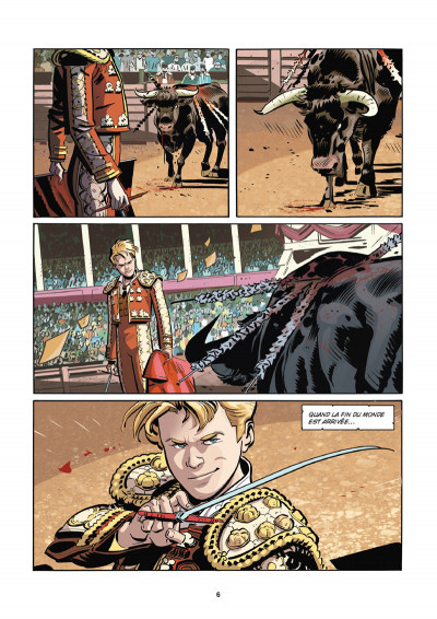 Page 2 Orphelins tome 2